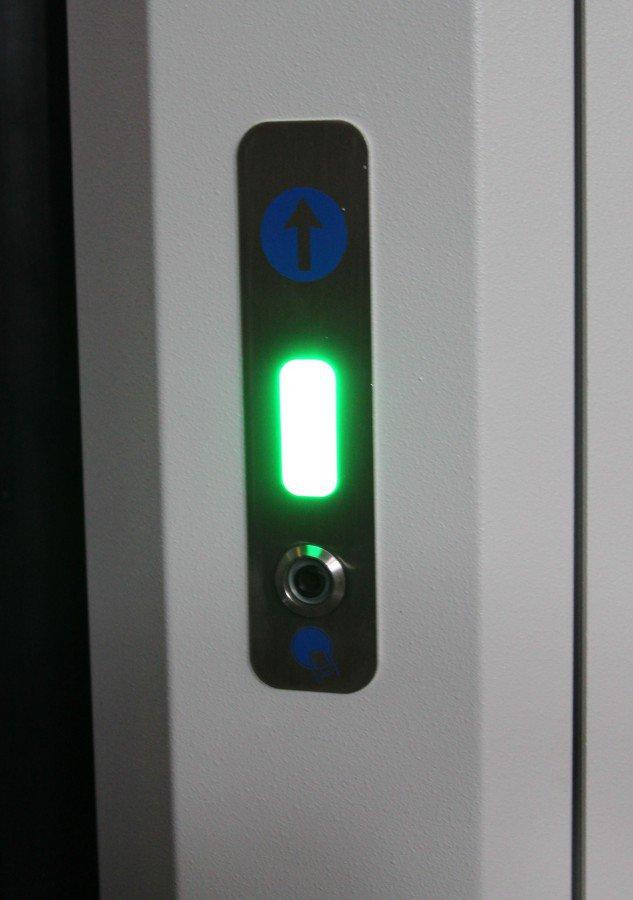 Шлюзовая кабина БЛОКПОСТ КБ-600 от магазина ООО «Детектор Системс»