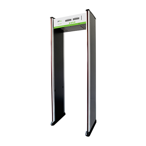 Арочный металлодетектор с функцией измерения температуры тела ZKTeco ZK-D3180S TD