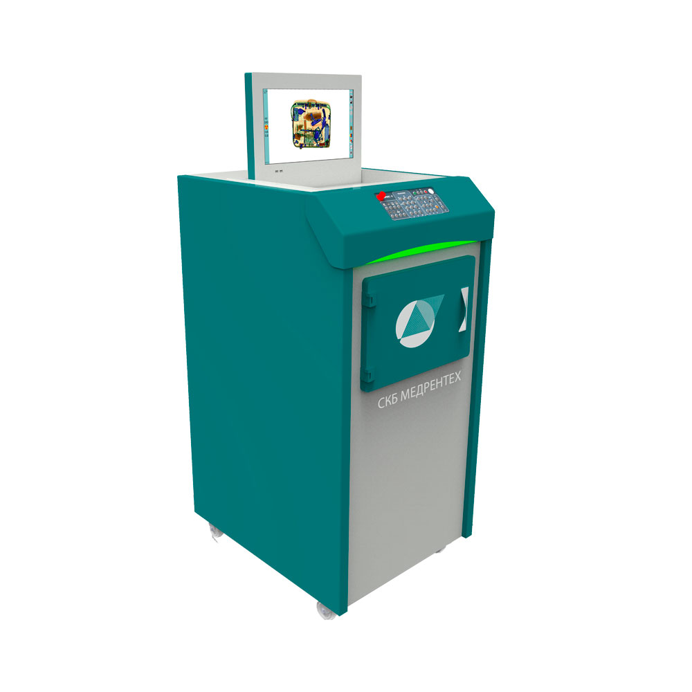 Рентгеновская установка Сириус-П неконвеерная (одноракурсная)