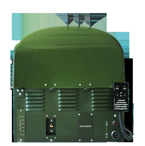 Блокираторы радиоуправляемых взрывных устройств ПЕЛЕНА - 6БСФМ