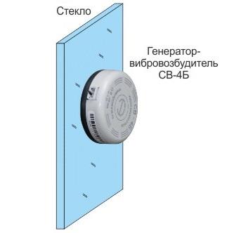 Генератор-вибровозбудитель Соната СВ-4Б