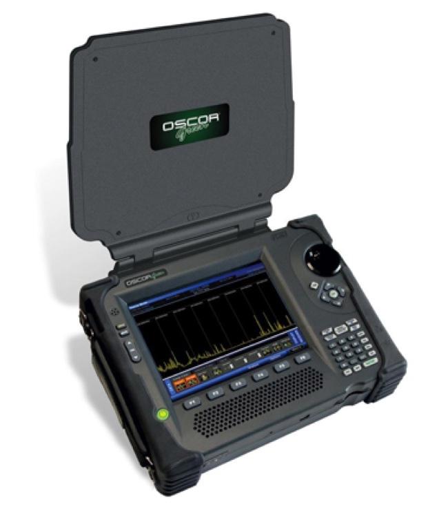 Портативный анализатор спектра Oscor Green 8