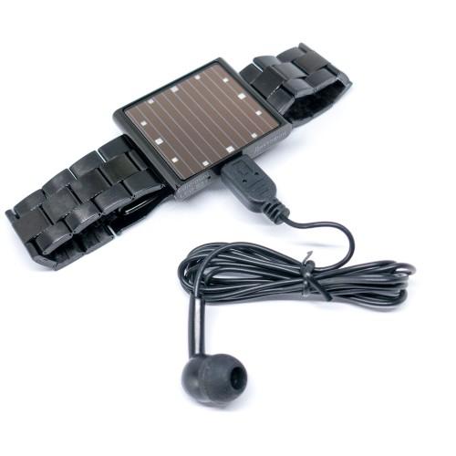 Цифровой мини диктофон-часы EDIC-Mini LED S51 1200 H
