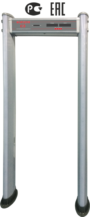 Арочный металлодетектор КОРДОН С3