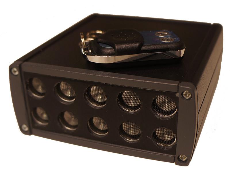 Ультразвуковой подавитель диктофонов и микрофонов SEL-310 «Комар»