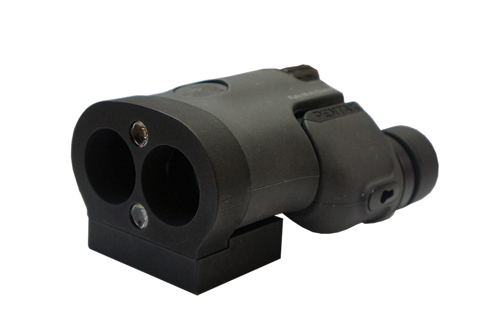 Обнаружитель скрытых видеокамер SEL-122B Облик-2