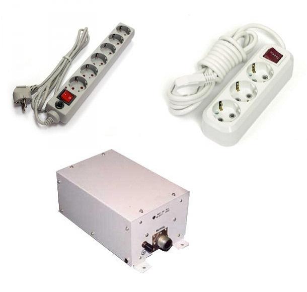 Фильтры сетевые помехоподавляющие ФСП-3Ф-10А