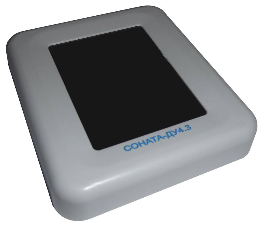 Пульт управления Соната-ДУ 4.3 для ТСЗИ Соната АВ-4Б