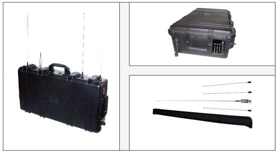 Блокираторы радиоуправляемых взрывных устройств GRIPHON-4P