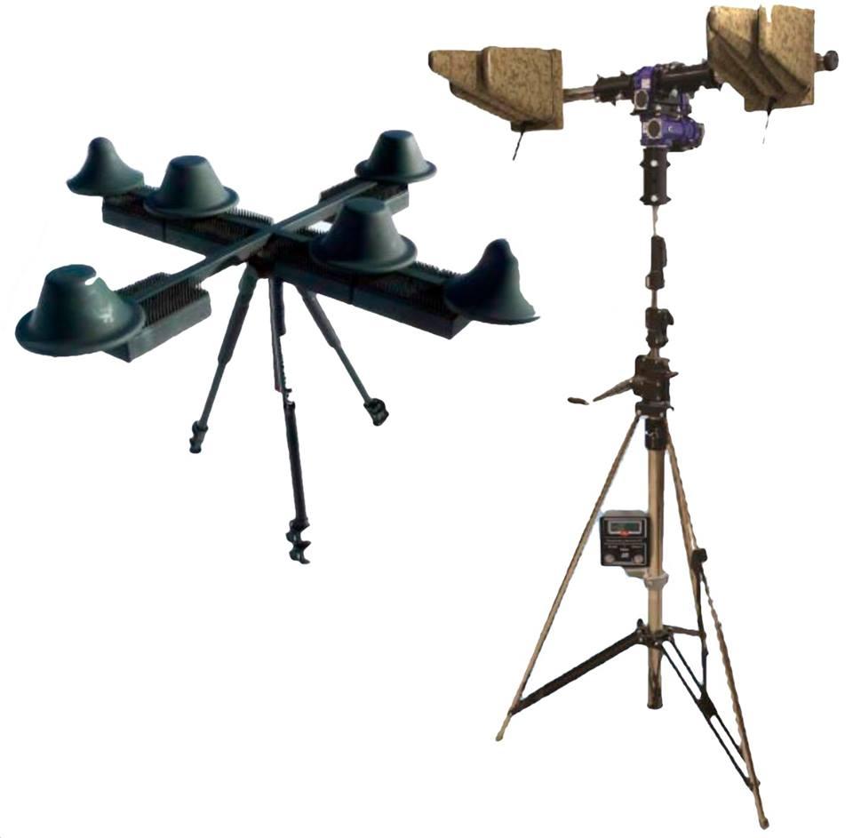 Стационарный комплекс борьбы с дронами и квадрокоптерами Ратник