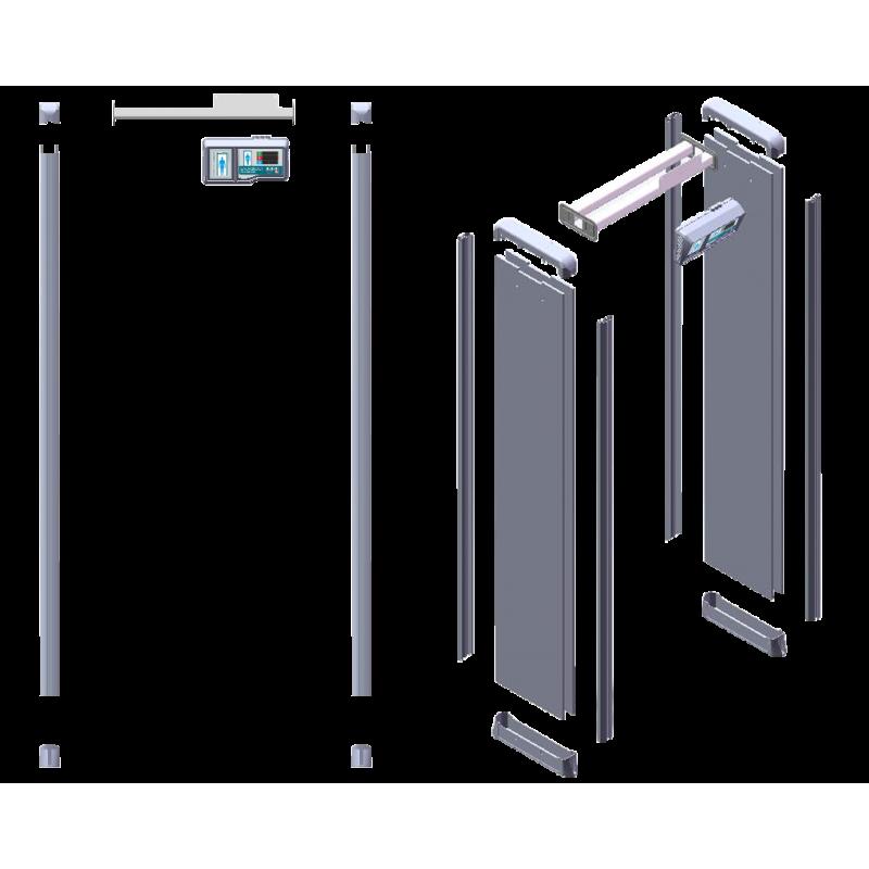 Арочный металлодетектор БлокПост PC Z 600 М