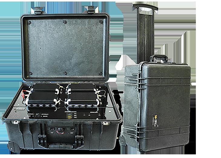 Блокираторы радиоуправляемых взрывных устройств ПЕЛЕНА - 8ЦУ