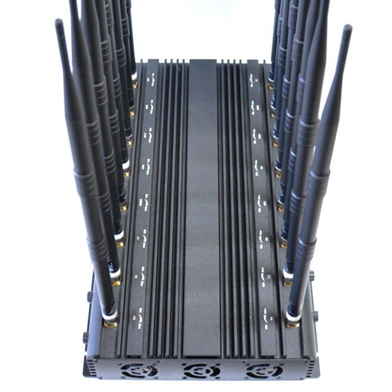 Сверхмощный мультичастотный подавитель Терминатор-300-16х101