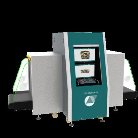 Рентгенотелевизионная установка Инспектор 65/75ZX (двухракурсная)
