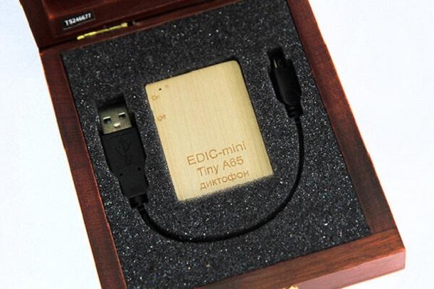 Мини Диктофон EDIC-mini Tiny A65