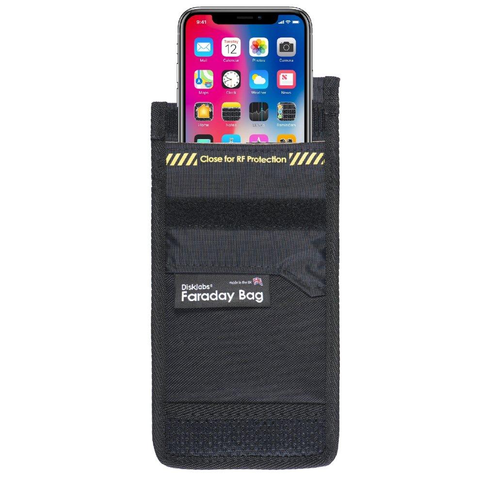 Чехол Фарадея для защиты телефона Faraday PS1