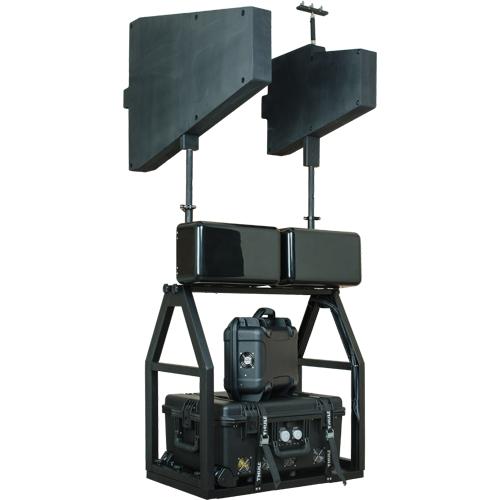 Блокираторы радиоуправляемых взрывных устройств Пелена-15