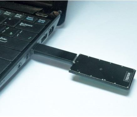 Мини Диктофон EDIC-Mini Tiny+ B74 в оригинальном корпусе из стеклотекстолита