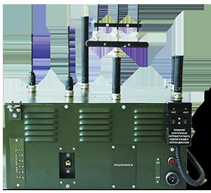 Блокираторы радиоуправляемых взрывных устройств ПЕЛЕНА 6БК2