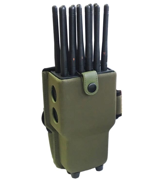Портативная глушилка сотовой связи Беркут-12