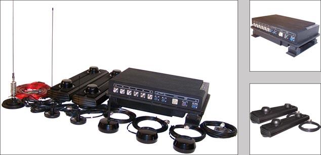 Блокиратор радиоуправляемых взрывных устройств GRIPHON-10Т