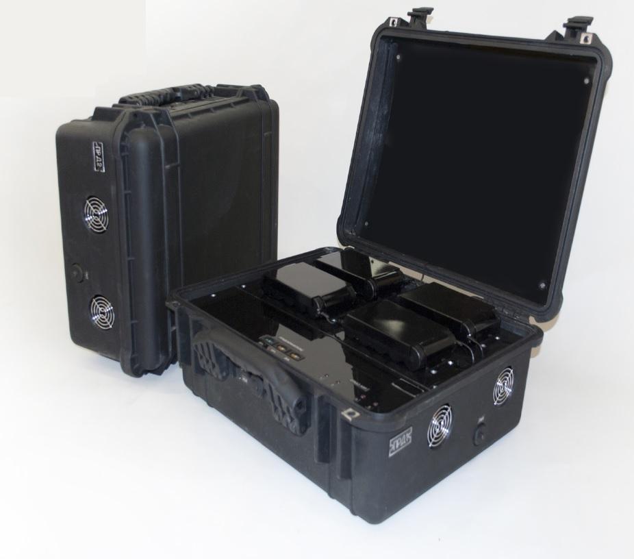 Блокираторы радиоуправляемых взрывных устройств Пелена-8Н