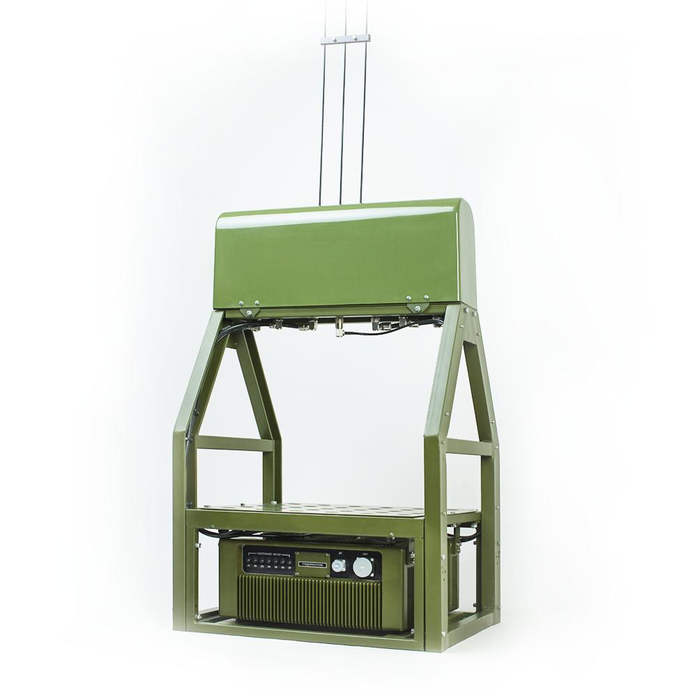 Блокираторы радиоуправляемых взрывных устройств ПЕЛЕНА 6БМ