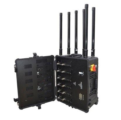 Подавитель дронов и квадрокоптеров Гарпия CKJ-1708-Mobile 300W
