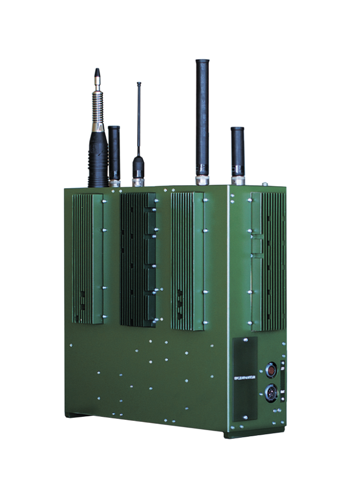 Блокираторы радиоуправляемых взрывных устройств Пелена-6РМ1