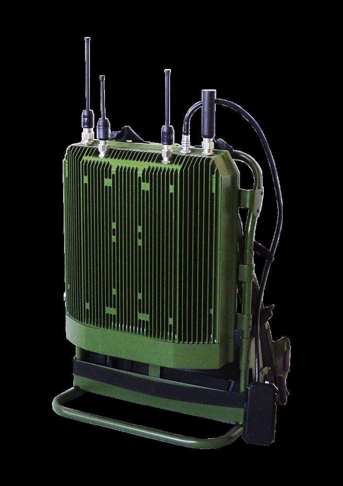 Блокираторы радиоуправляемых взрывных устройств Пелена-6РМ22