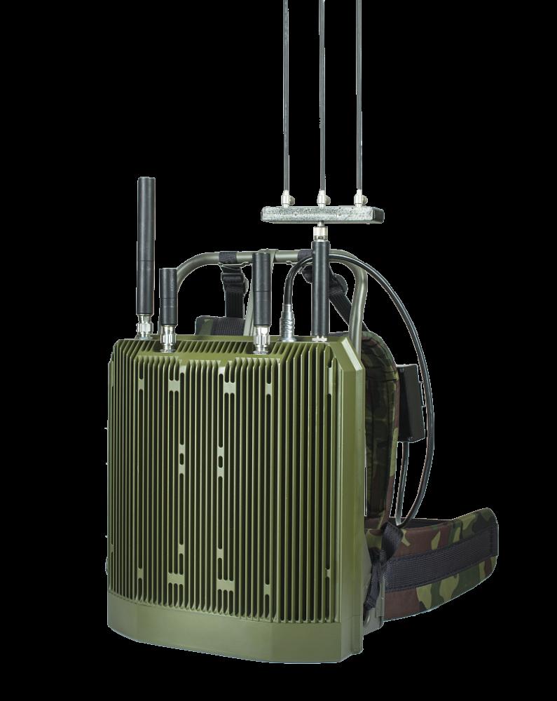 Блокираторы радиоуправляемых взрывных устройств Пелена-6РМ21