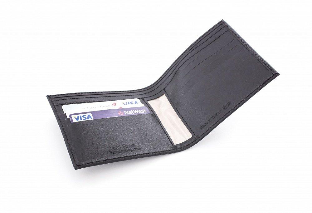 Бумажник Faraday CS1 для защиты банковских карт от считывания