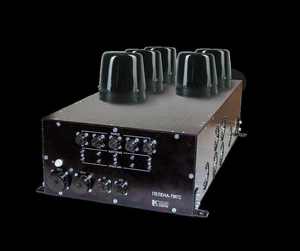 Блокираторы радиоуправляемых взрывных устройств ПЕЛЕНА - 7МГС