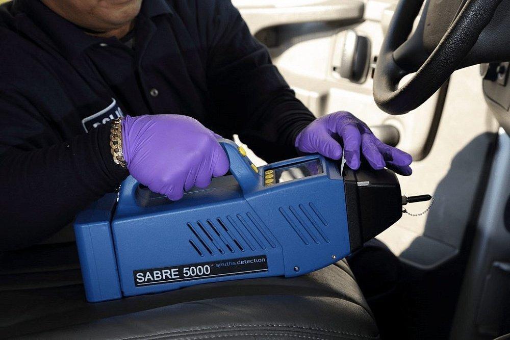 Детектор взрывчатых веществ SABRE 5000