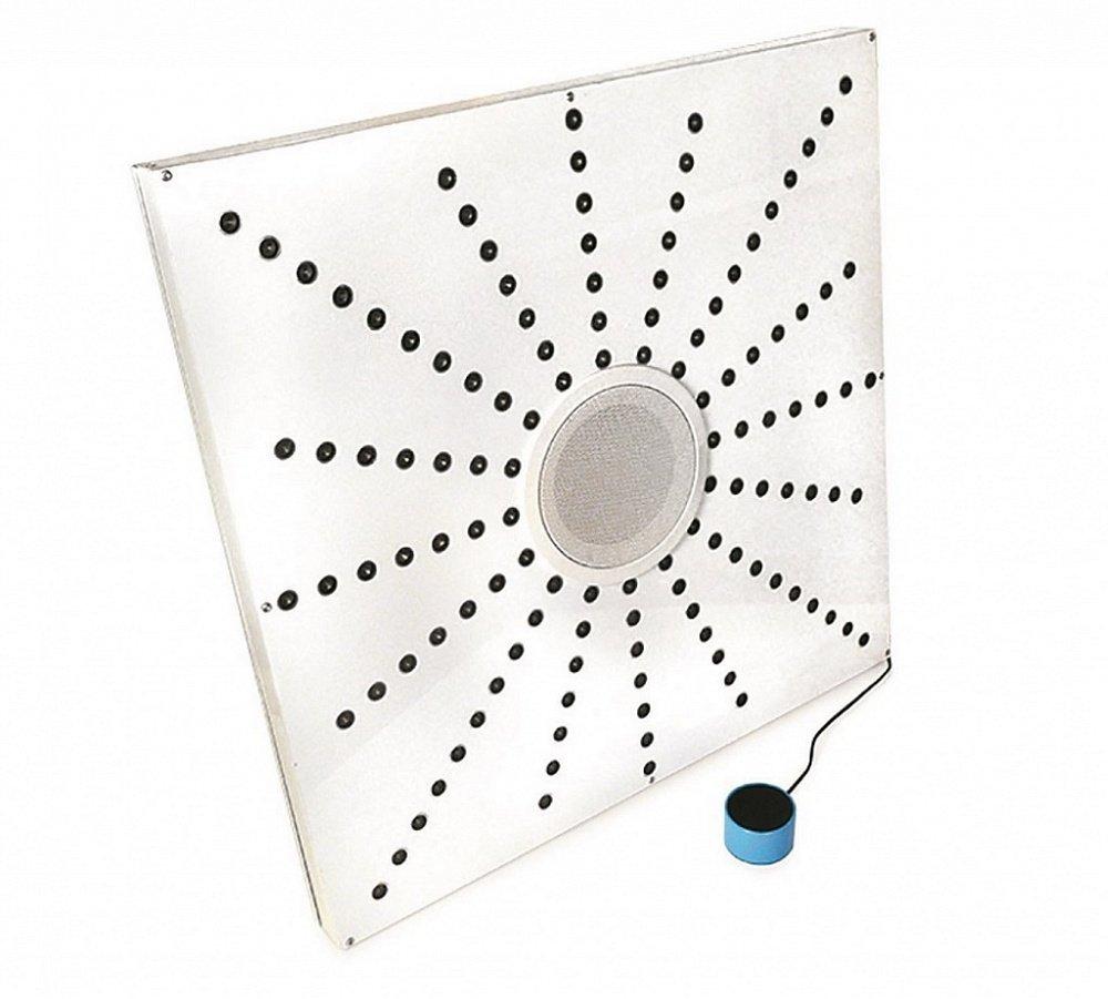 многофункциональный комплекс защиты переговорных комнат, ультразвуковой подавитель диктофонов Ультразвуковой подавитель диктофонов UltraSonic-120-Phantom