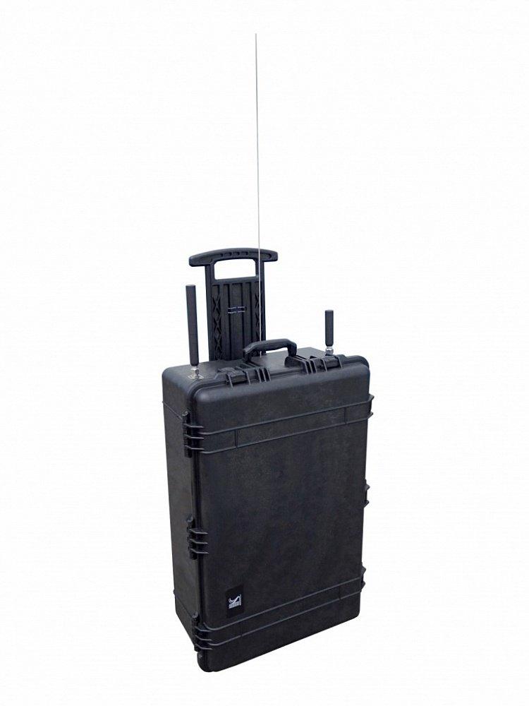 Блокираторы радиоуправляемых взрывных устройств Штиль-3