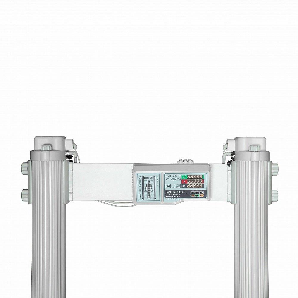 Арочный металлодетектор БлокПост PC X 3300 MK